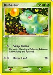 Bulbasaur - 54/112 - Common - Reverse Holo