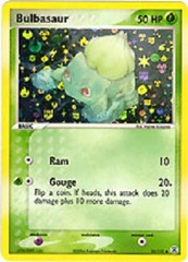 Bulbasaur - 55/112 - Common - Reverse Holo