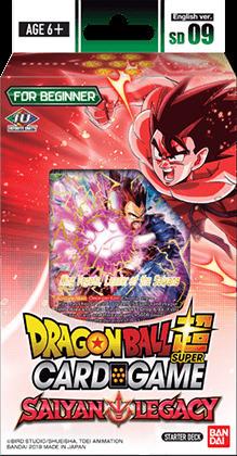 Dragon ball Super TCG Shenrons Advent Deck Series 5 Starter Deck 51 Cards