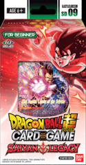 Dragon Ball Super Card Game DBS-SD09 Series 7 Starter Deck