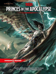 Dungeons & Dragons 5th Edition Princes of the Apocalypse