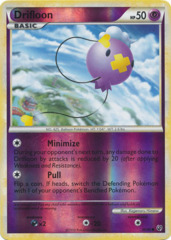 Drifloon - 46/90 - Common - Reverse Holo