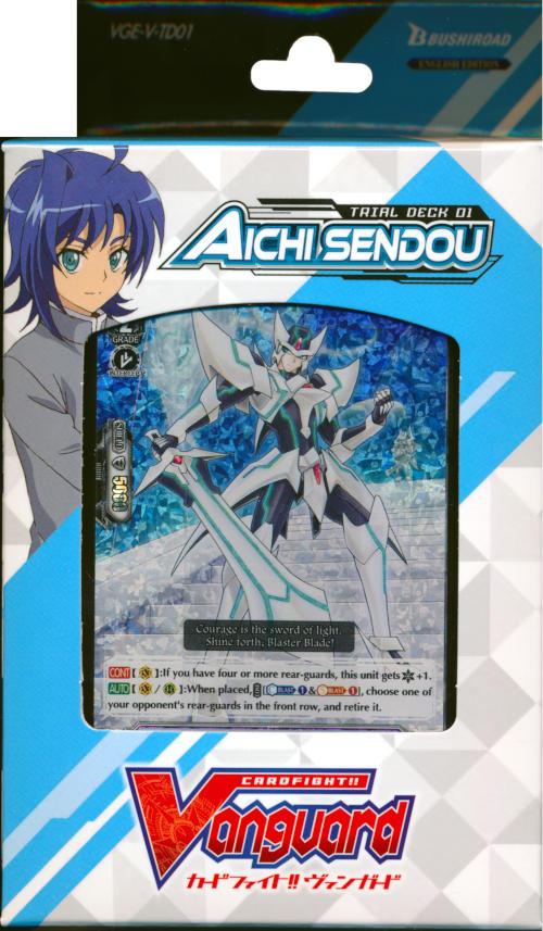 Cardfight!! Vanguard VGE-V-TD01 Aichi Sendou Trial Deck