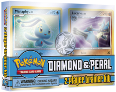 Pokemon Diamond & Pearl 2-Player Trainer Kit