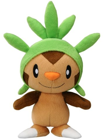 Japanese Pokemon Chespin 11 Plush