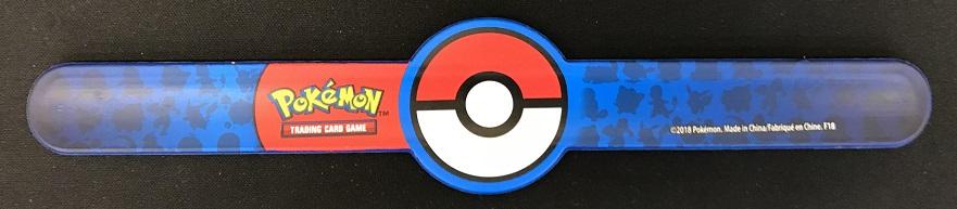 Pokemon Slap Bracelet - Pokeball