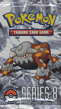 Pokemon POP Series 8 Booster Pack
