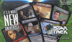 Star Trek CCG Call To Arms Booster Box