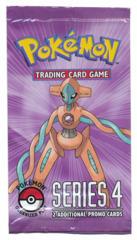 Pokemon POP Series 4 Booster Pack