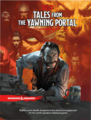 Dungeons & Dragons 5th Edition Tales from the Yawning Portal