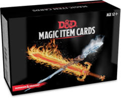 Dungeons & Dragons 5th Edition Magic Item Cards