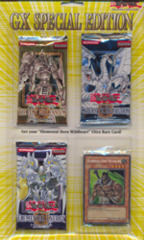 Yu-Gi-Oh GX Special Edition Pack