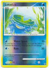 Lotad - 92/132 - Common - Reverse Holo
