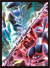Japanese Pokemon XY8 BREAKthrough Mega Mewtwo X & Y Sleeves 32ct