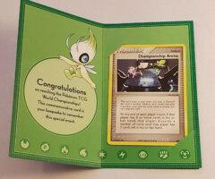 2005 Pokemon Worlds Championship Arena 028 NON-Holo Promo