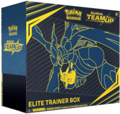 Pokemon Sun & Moon SM9 Team Up Elite Trainer Box
