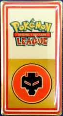 TCG Johto League Rising Badge - Blackthorn City