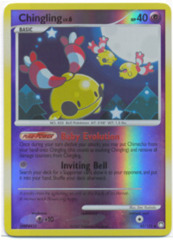 Chingling - 42/123 - Uncommon - Reverse Holo