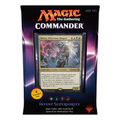MTG Commander 2016 Deck: Invent Superiority