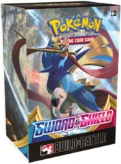 Pokemon Sword & Shield Base Set SWSH1 Prerelease Build & Battle Kit