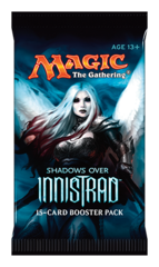 MTG Shadows Over Innistrad Booster Pack - English