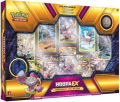 Pokemon Hoopa EX Legendary Collection