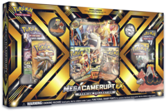 Pokemon Mega Camerupt EX Premium Collection