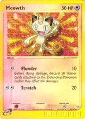 Meowth - 42/95 - Common - Reverse Holo