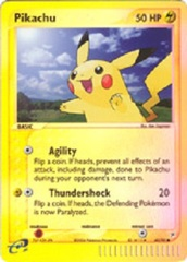 Pikachu - 43/95 - Common - Reverse Holo