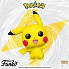 Funko POP! Pokemon Figure - Pikachu
