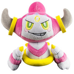 Pokemon Tomy Hoopa Plush 7