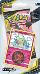 Pokemon SM9 Team Up Checklane Blister Pack - Mimikyu