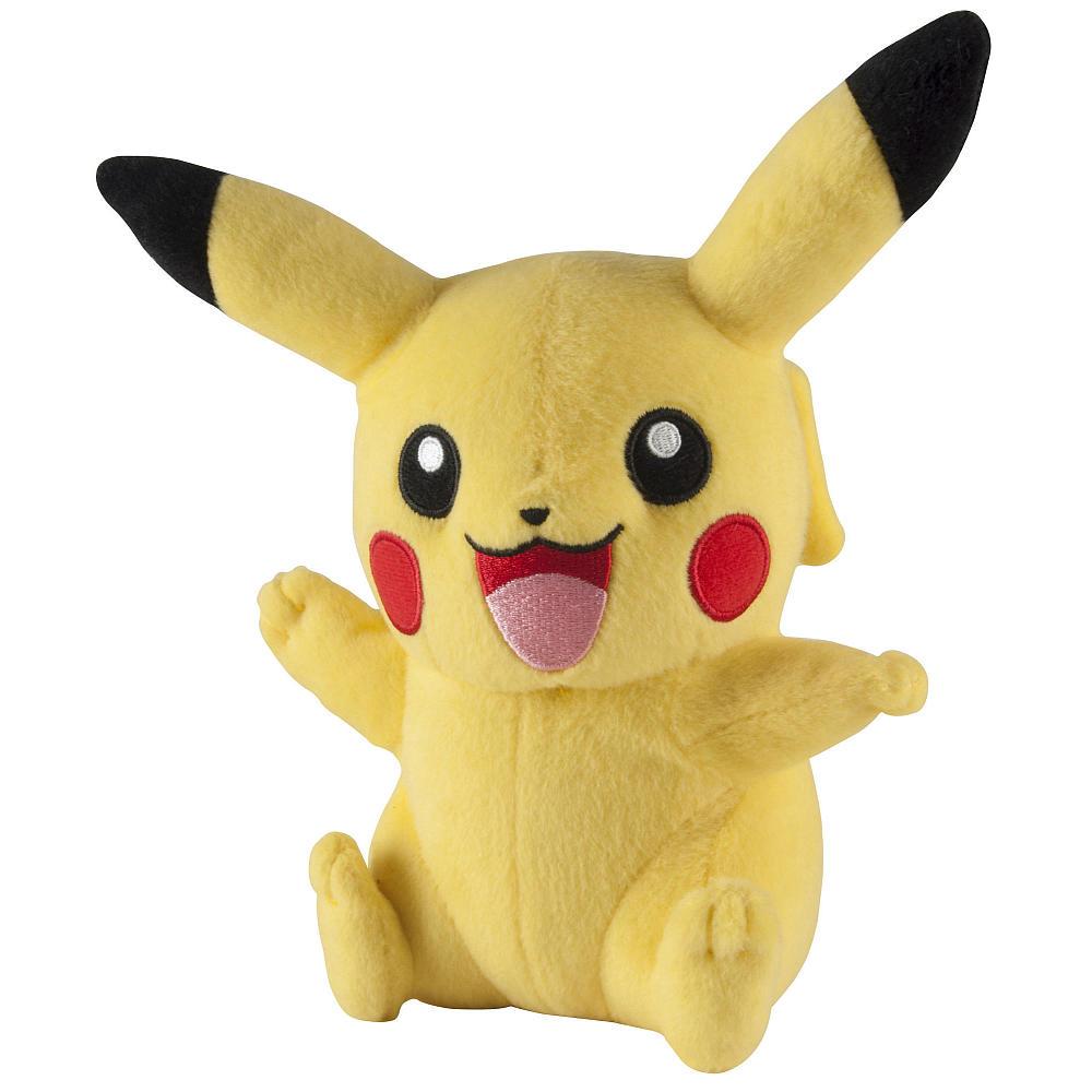 pokemon happy pikachu plush 7 pokemon card singles pokemon pins