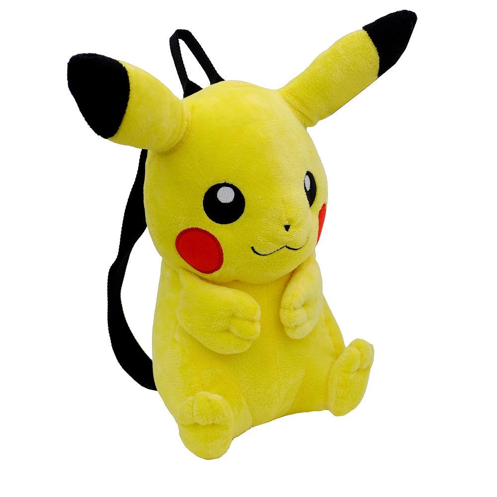 pokemon pikachu 11 plush backpack pokemon card singles pokemon