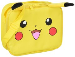 Pokemon Pikachu Deluxe Soft Lunchbox