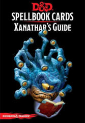 Dungeons & Dragons 5th Edition Spellbook Cards: Xanathar's Guide to Everything