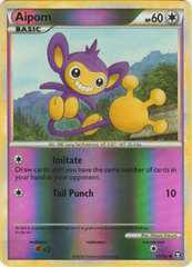 Aipom - 55/102 - Common - Reverse Holo