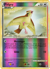 Pidgey - 71/102 - Common - Reverse Holo