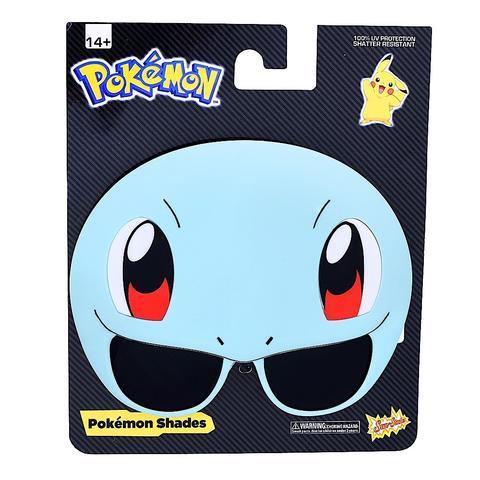 Squirtle Sun-Staches Sunglasses