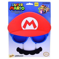 Super Mario Sun-Staches Sunglasses
