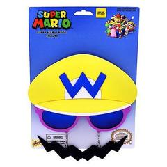 Wario Sun-Staches Sunglasses