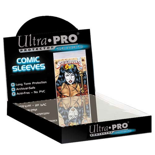 MYLAR CURRENT COMIC UPRO/100/.75