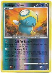 Dunsparce - 73/127 - Common - Reverse Holo
