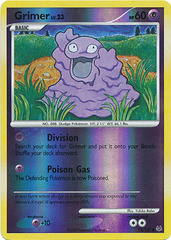 Grimer - 75/127 - Common - Reverse Holo