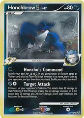 Honchkrow [G] - 77/127 - Common - Reverse Holo