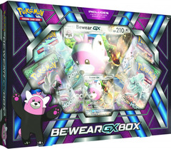 Pokemon Bewear GX Collection Box