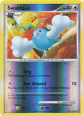 Swablu - 97/127 - Common - Reverse Holo