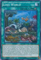 Lost World - SR04-EN021 - Super Rare - 1st Edition