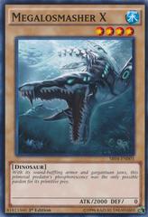 Megalosmasher X - SR04-EN003 - Common - 1st Edition
