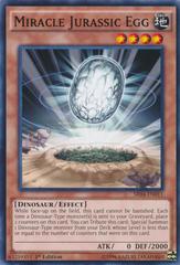 Miracle Jurassic Egg - SR04-EN011 - Common - 1st Edition